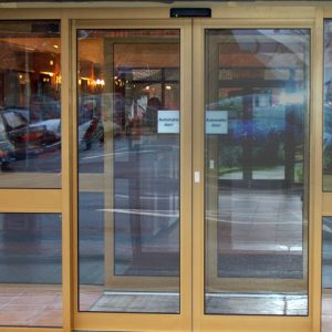 Automatic Telescopic Doors