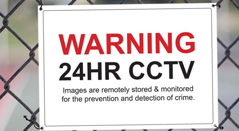 CCTV系统法例