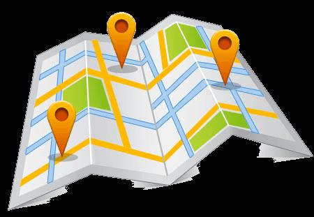 Audio Visual service locations