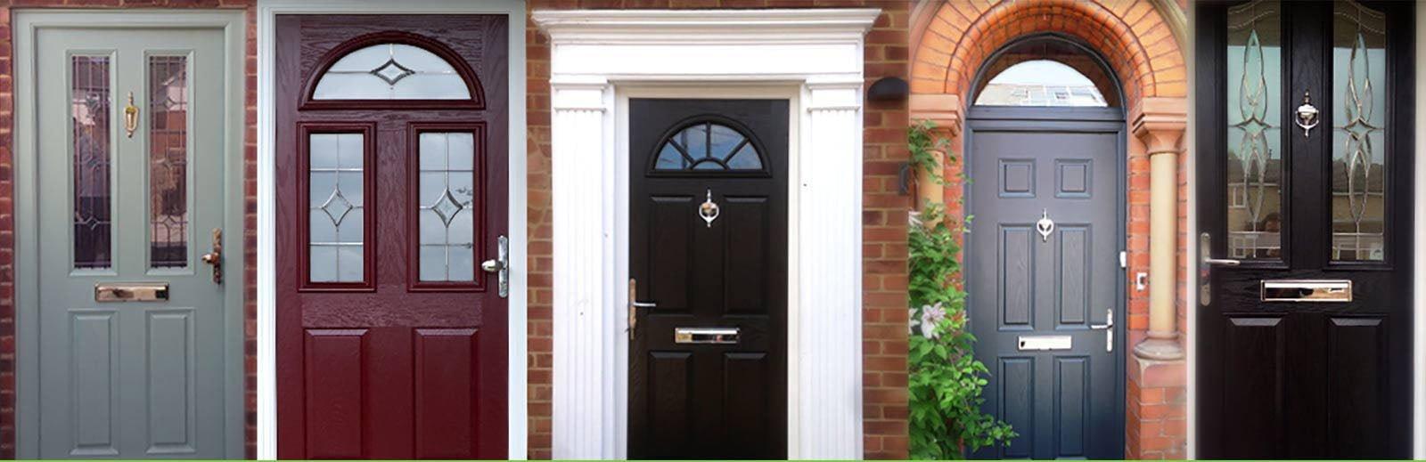 composite door fitting installation
