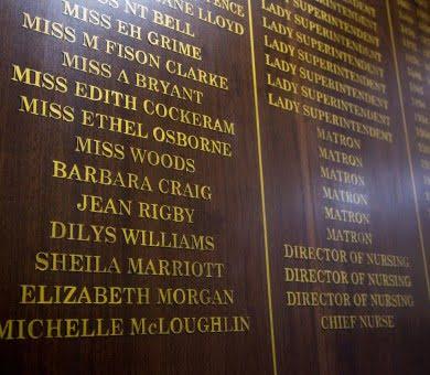 School Honours Boards