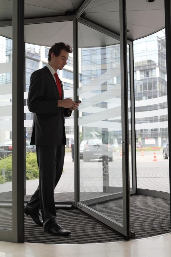 Why Are There Revolving Doors?