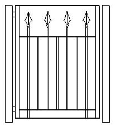 PEDESTRIAN GATES