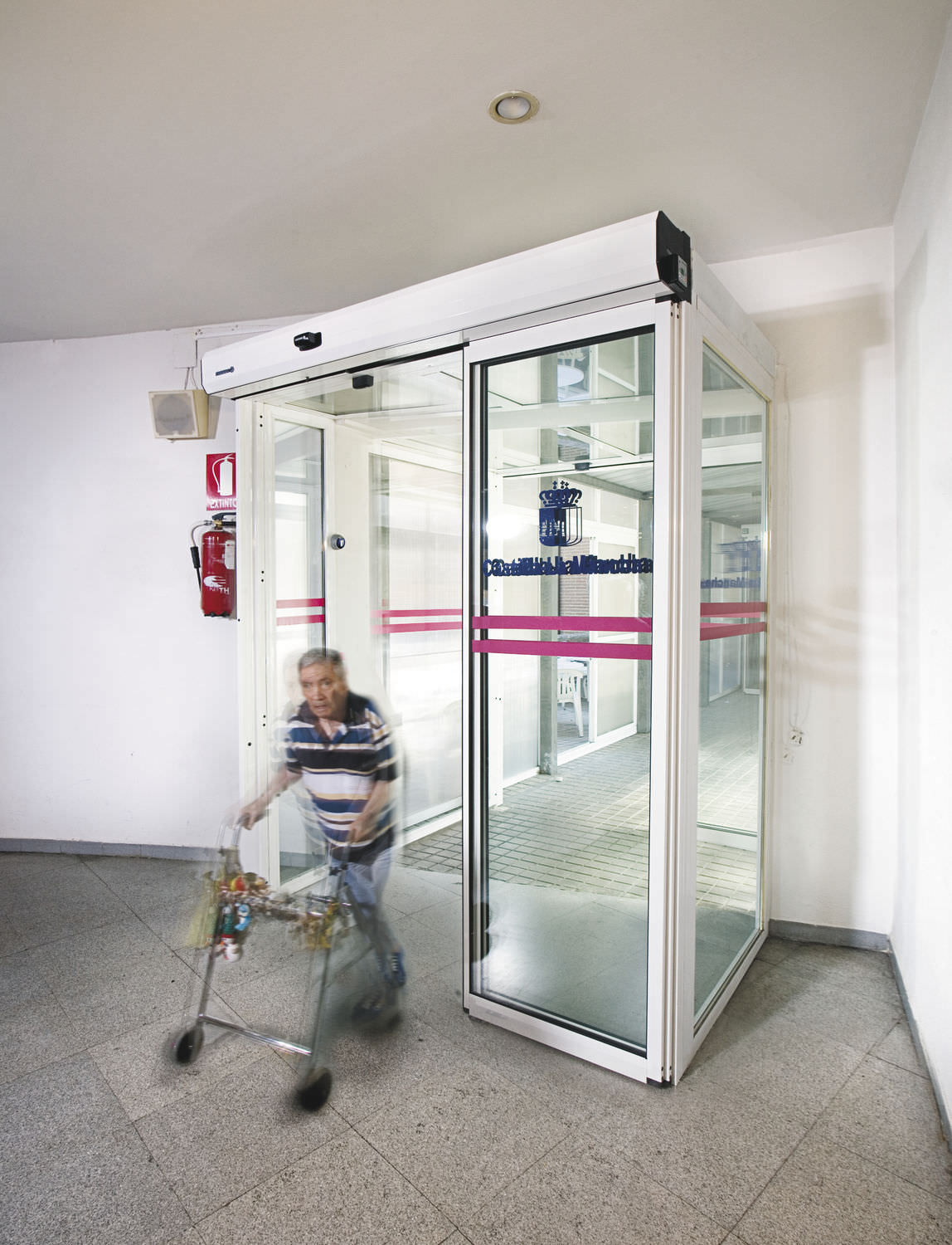 Cost of installing an automatic sliding and Swing door in Ontario.