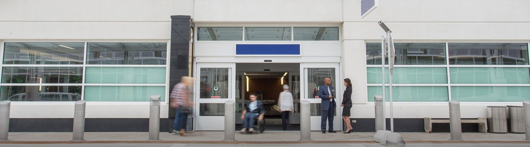 How To Select An Automatic Door And Maintenance Programs