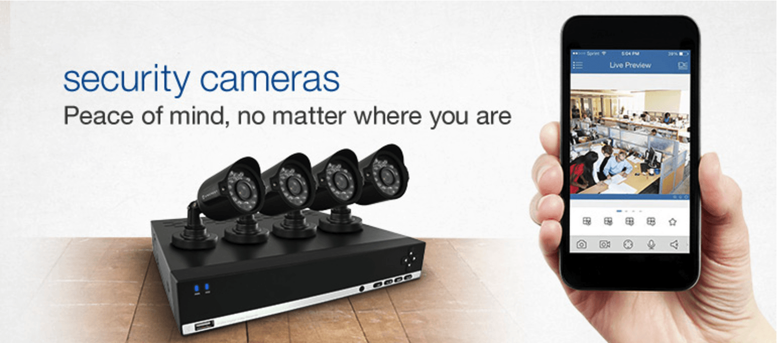 NVR - Security Network video recorder System