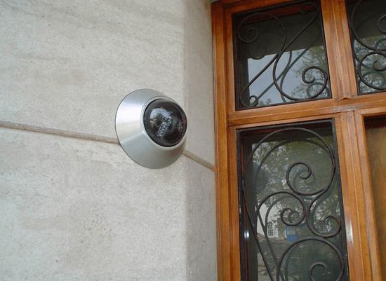 front door camera