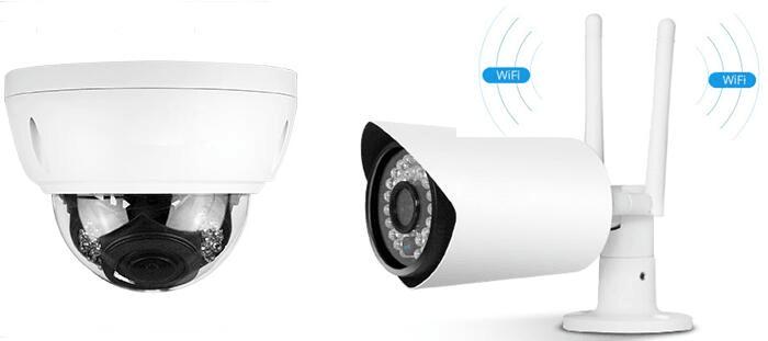 security camera wifi poe