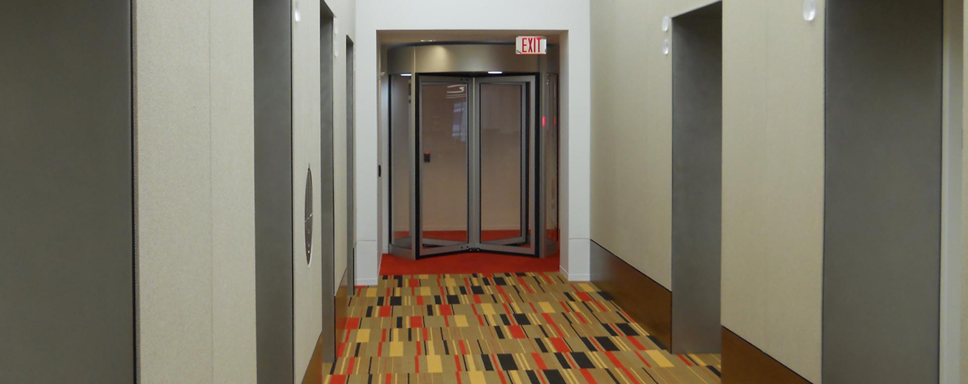 Building Security Entrances