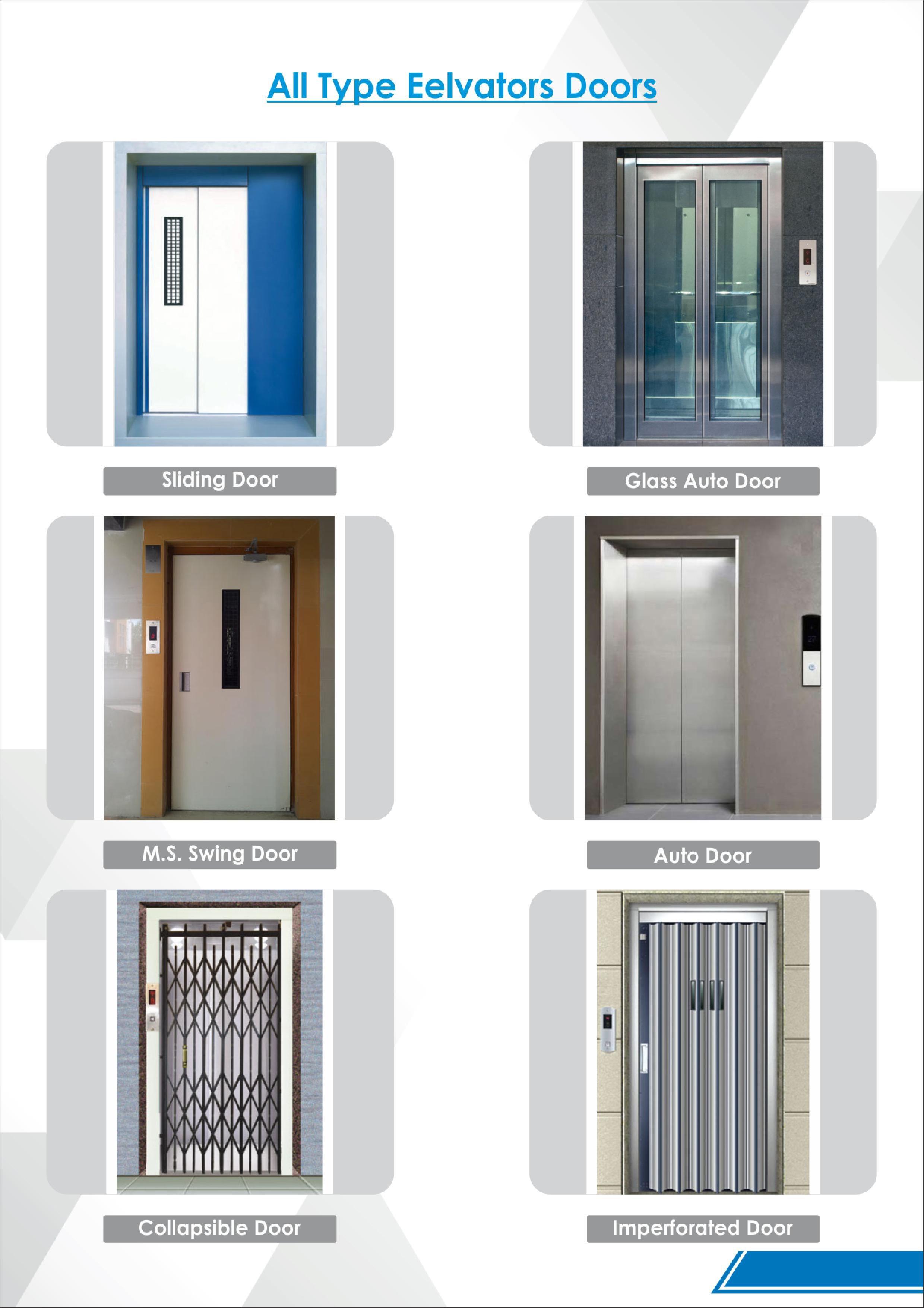 type of doors