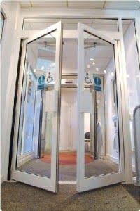Swing Doors Glass