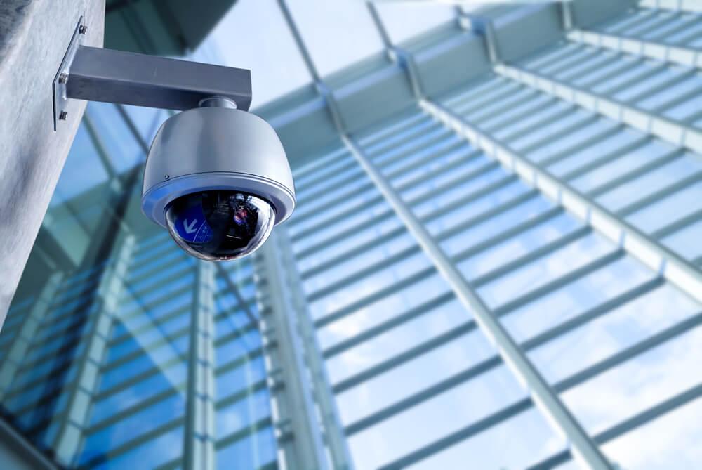 commercial security CCTV video surveillance system