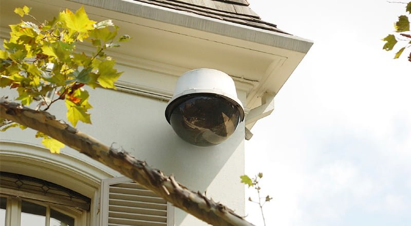 BBG CCTV home Installation